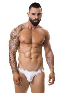 JOR Tayrona Bikini Front- White