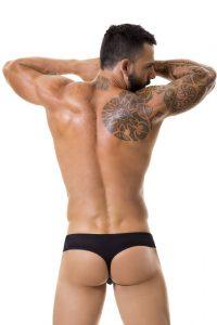 JOR Ipanema Swim Thong (0354) Black Back