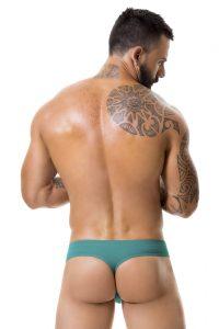 JOR Ipanema Swim Thong (0354) Green Back