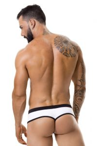 JOR Sport Swim Thong 0355 White Back