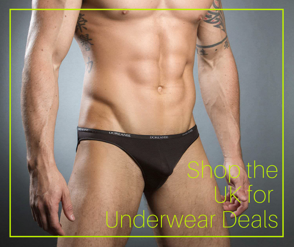 Looking for Underwear Deals? Shop in the UK