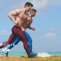 Brief Distraction featuring Aronik Runners