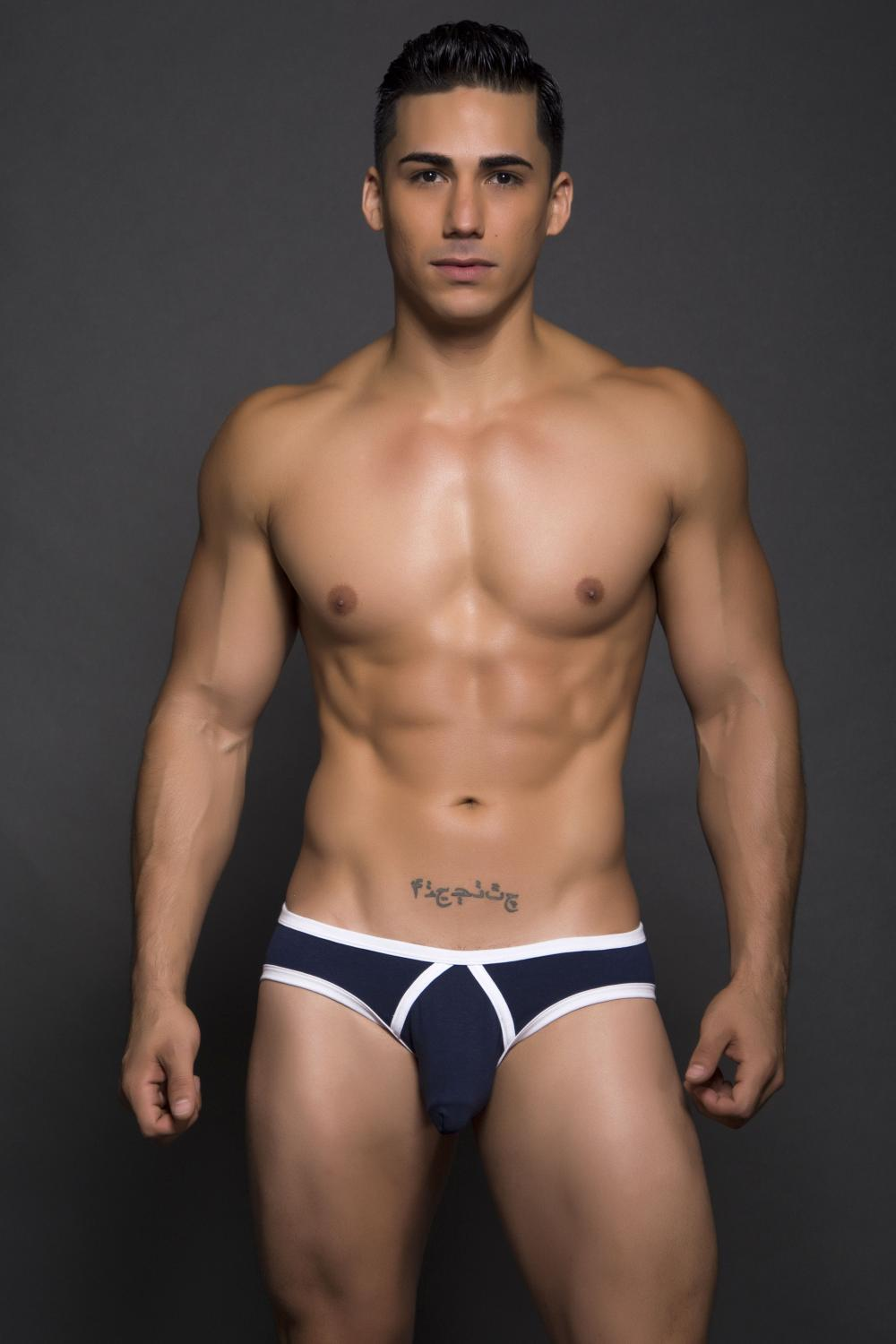 Andrew Christian's New Apex Brief