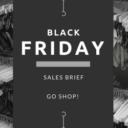Sales Brief – Black Friday – Cyber Monday Edition