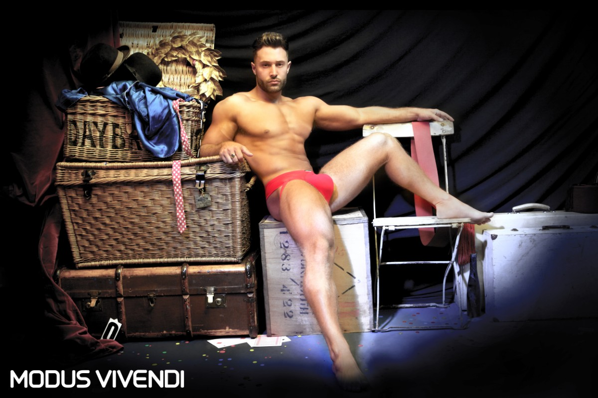 Dark and sexy, the Transparent Line from Modus Vivendi