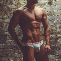 Alpha Male Underwear featuring Ross