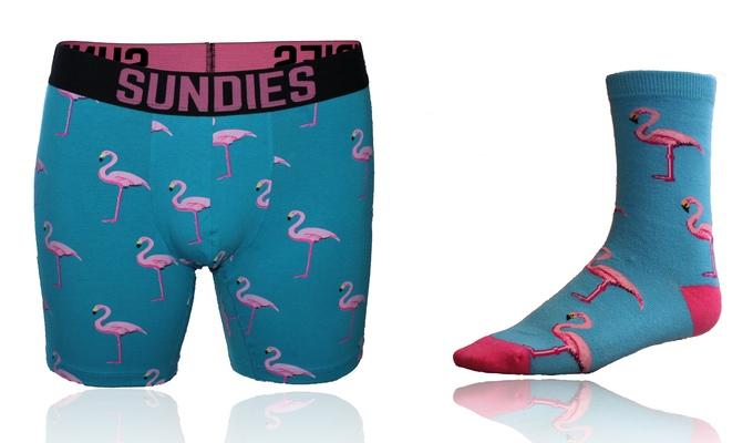 New Kickstarter for Sundies Underwear and Socks