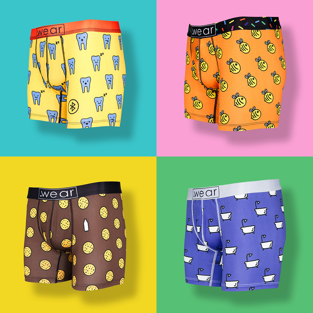 Dotwear - Super fun Quality Underwear