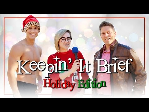 BodyAware Keepin' It Brief: Holiday Edition
