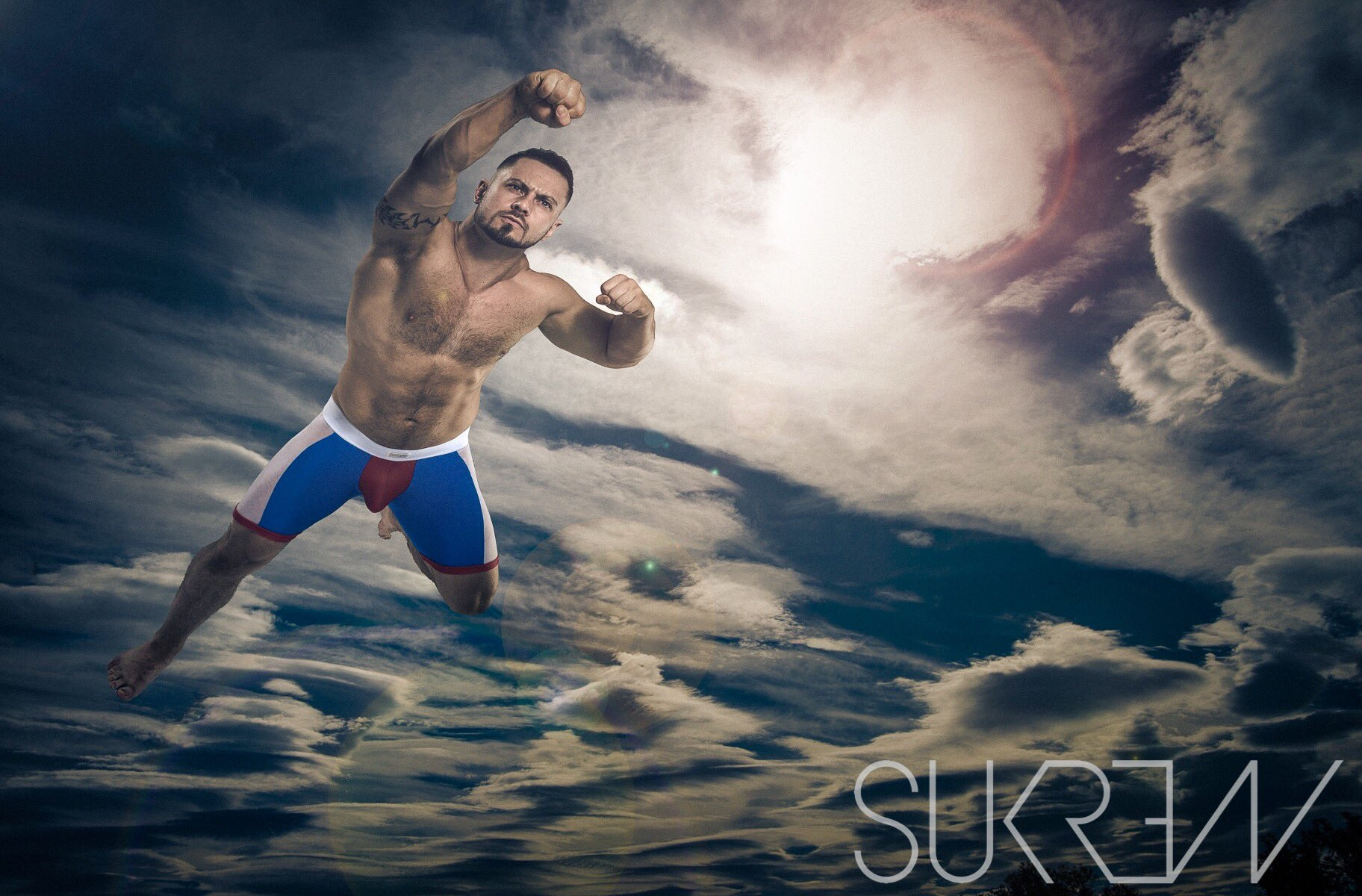Feel Like a Super Hero in Sukrew's New Hero Sprints
