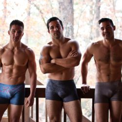 UNB Men's Underwear Holiday Guide 2016