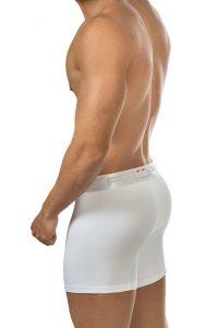 PPU 1325 White Boxer Brief Back