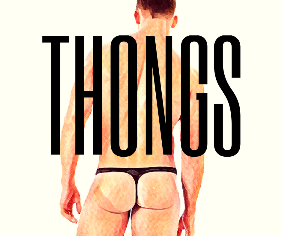 Thong Thursday - Why are thongs so popular?