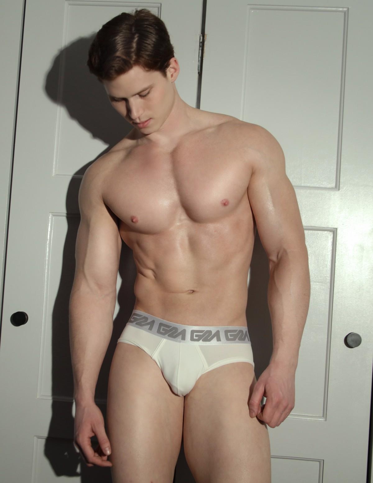 Garcon Model - featuring model Matt Waters