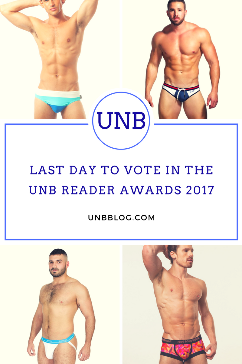 UNB Reader Awards - Last Day to Vote!