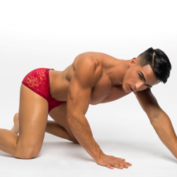New Lace Underwear from Male Power