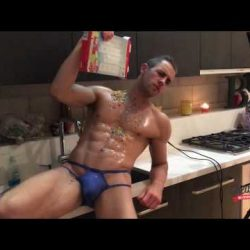 Midnight Snack: The Underwear Models are Hungry! by Cheapundies.com