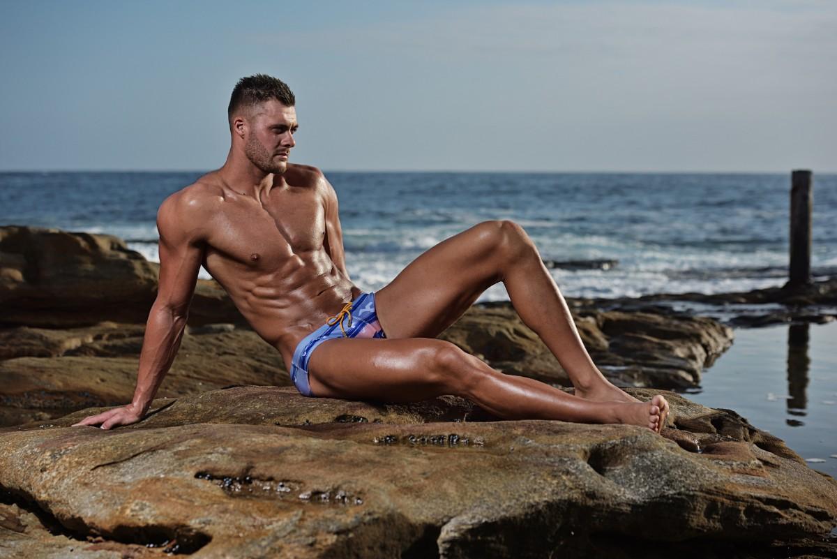 Swimwear Sunday - Enjoy the Sunset with 2EROS