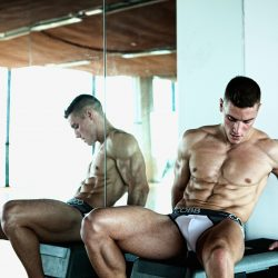 New Alexander Cobb Active Mesh Underwear