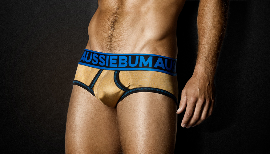 Go for the Gold with aussieBum