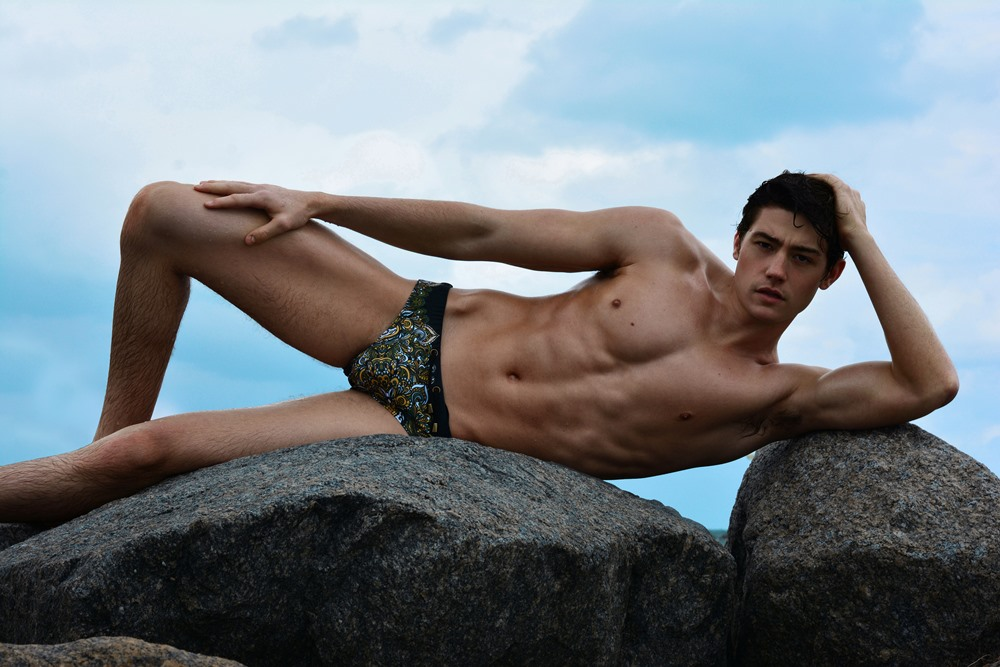 New Marcuse shot by Stevan Reyes and model Cory Bower