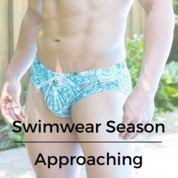 Swimwear Season Approaching