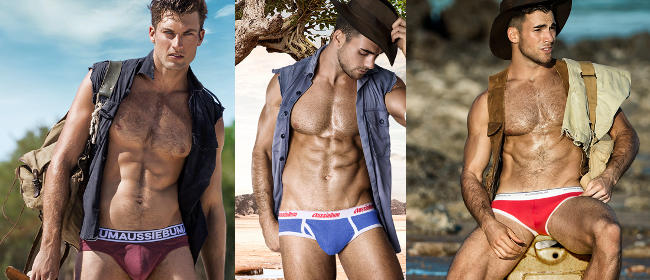 New Classic Style Colors from aussieBum