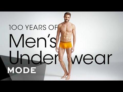 100 Years of Fashion: Men's Underwear