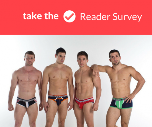 Last Day to take our Reader Survey