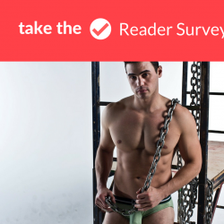 Share your love of undies, take the Reader Survey