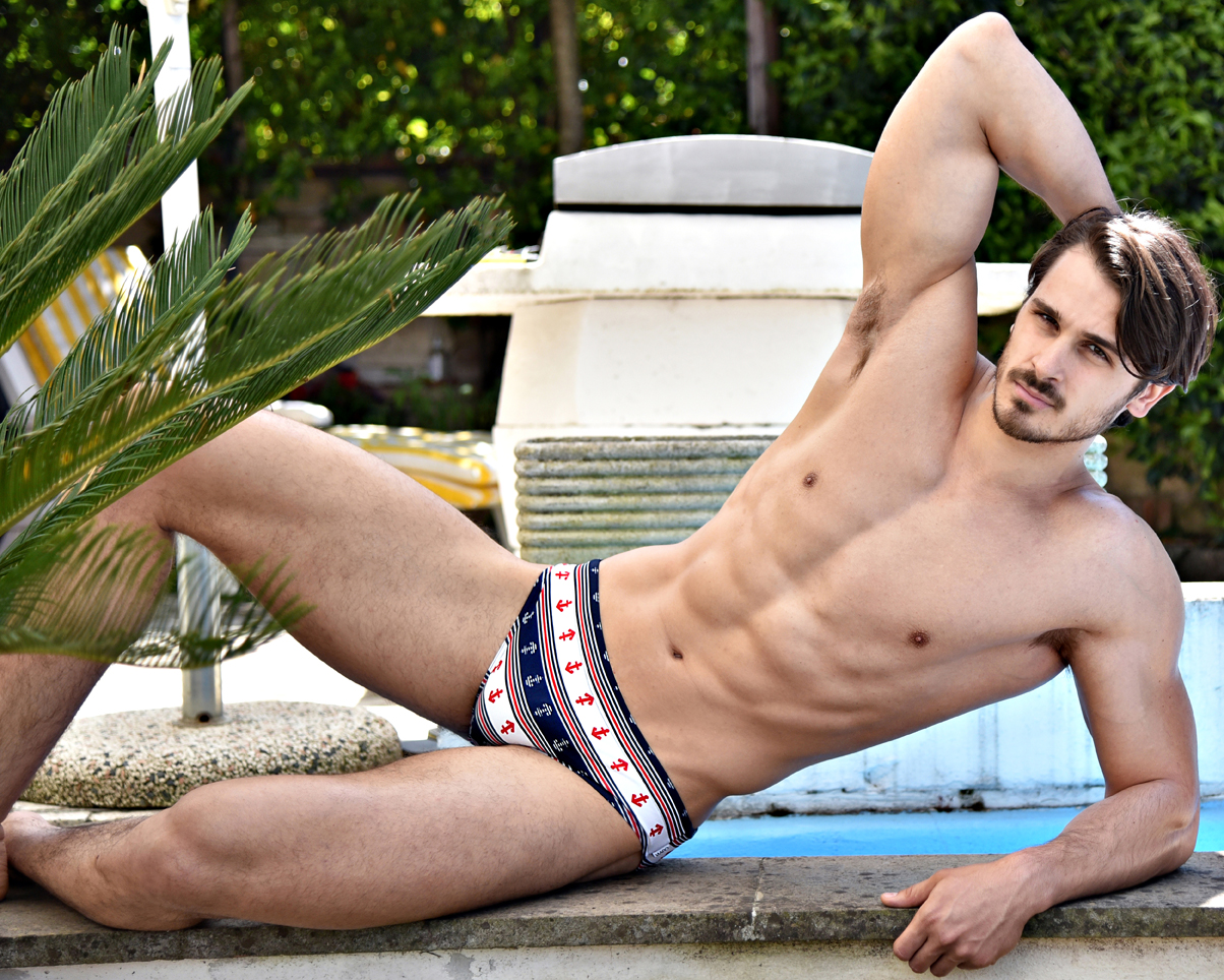 WapoWear Stefano Tozzi photographed by Simone Arrighi