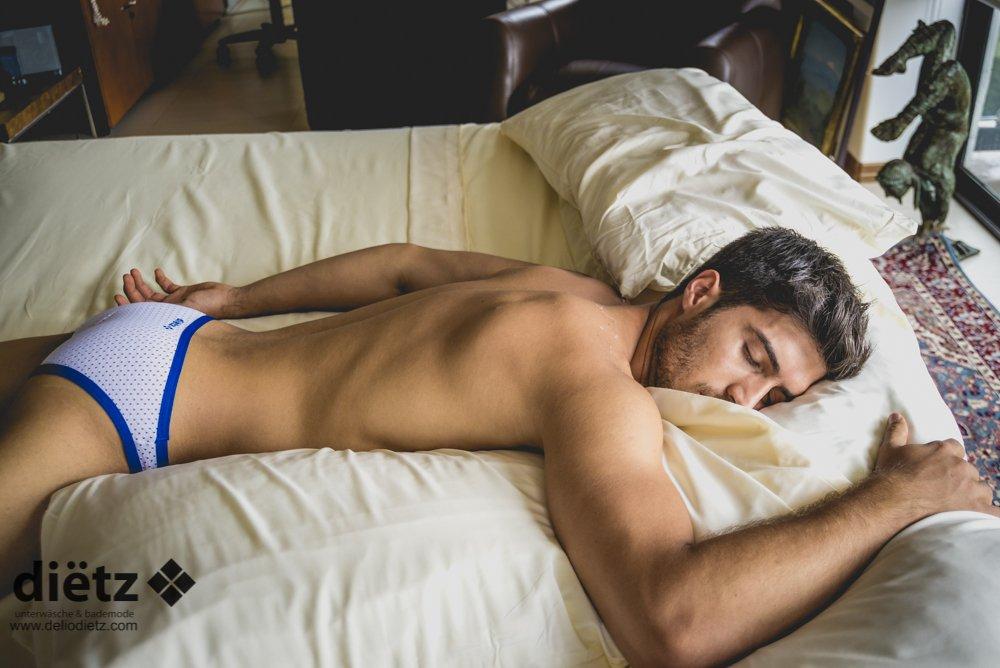 Brief Distraction featuring Dietz Underwear