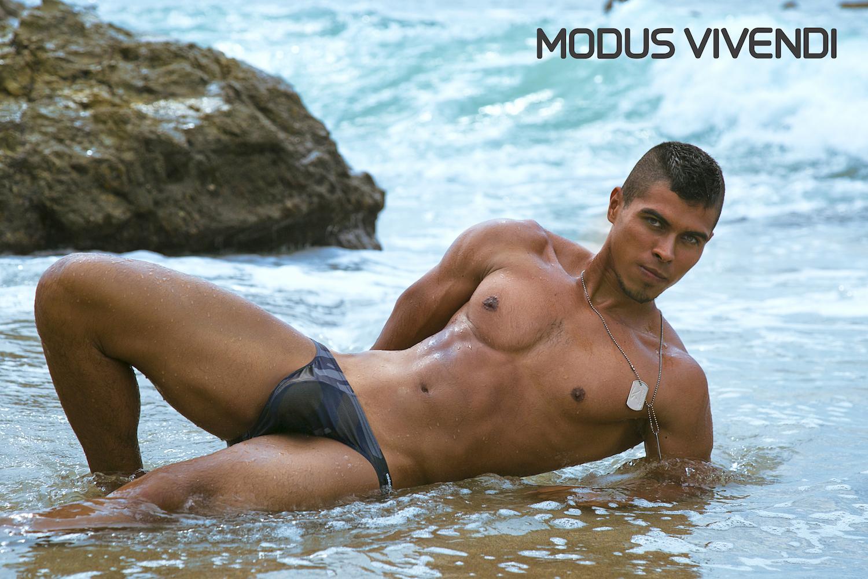The Camo Swimwear line by Modus Vivendi