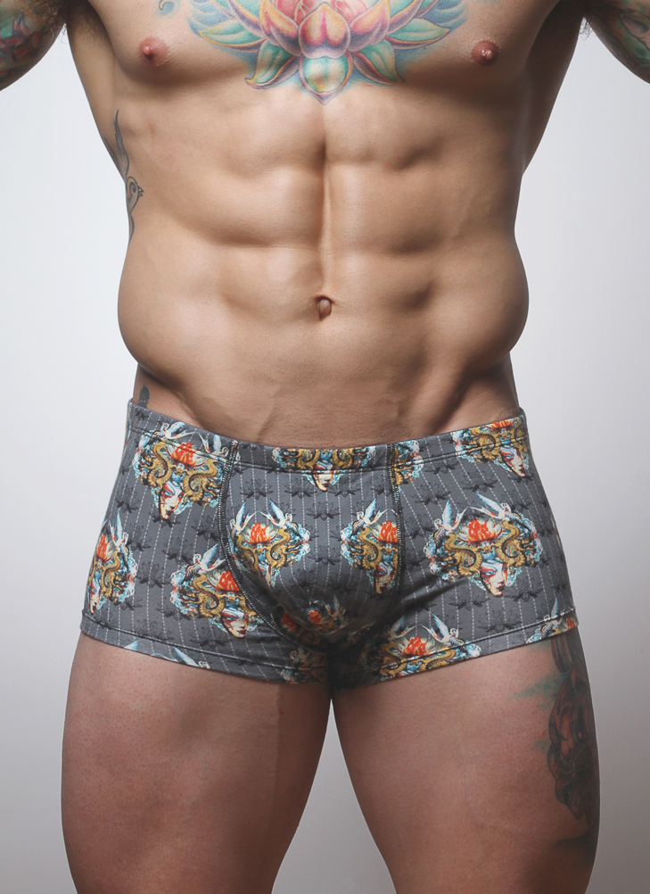Baskit $12 Tuesday - BodyArt SquareCut Brief