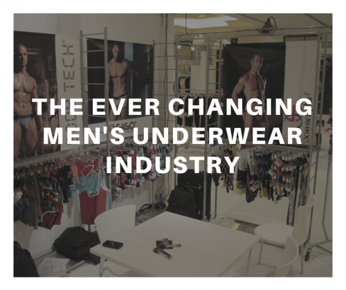 It's a Year of Change in the Men's Underwear Industry