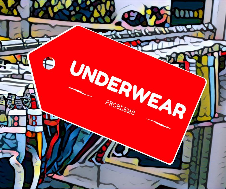 Beau Briefs Underwear Shopping problem