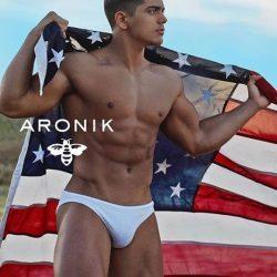 Swimwear Sunday – Wear white with Aronik Swimwear