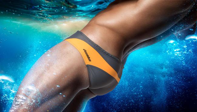 Swimwear Sunday - New from aussieBum ULTRA Swim Brief