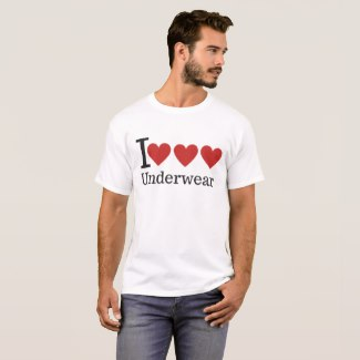 Do you love undies? Get the shirt!