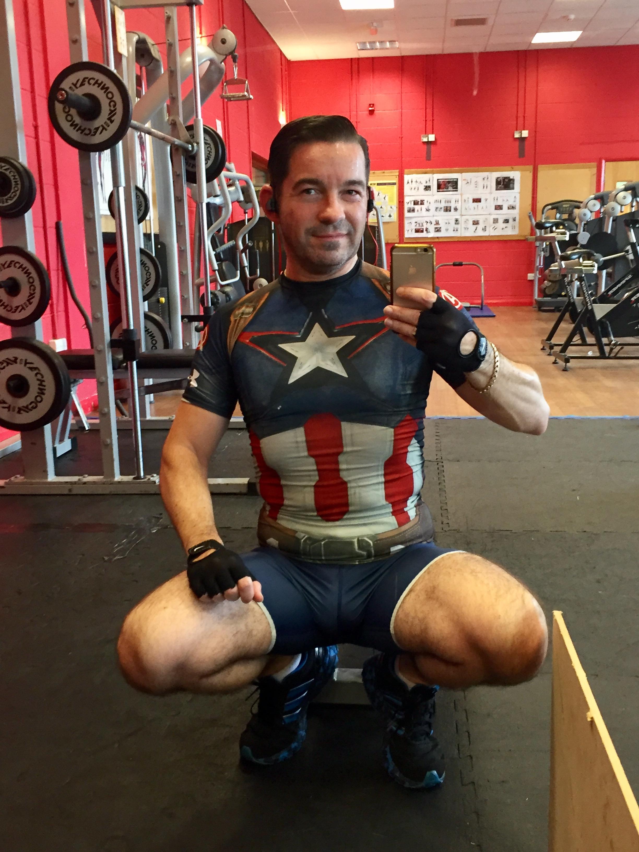 Embrace your inner Super Hero
