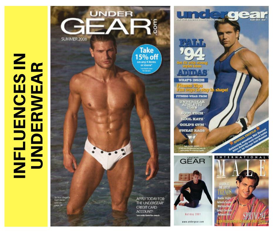 Who influenced my undies - UnderGear