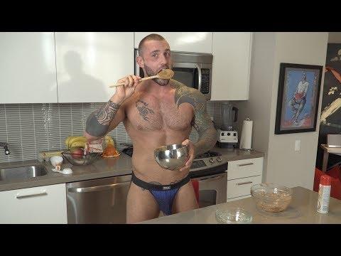 My Naked Kitchen featuring Simon