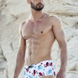 Swimwear Sunday – Get your Octopus on with MerTailor