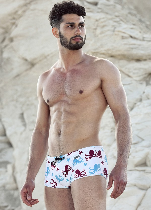 Swimwear Sunday - Get your Octopus on with MerTailor