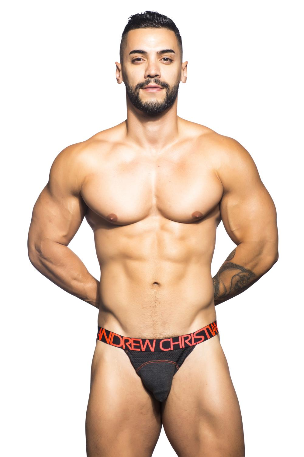 Get a Reaction from Andrew Christian