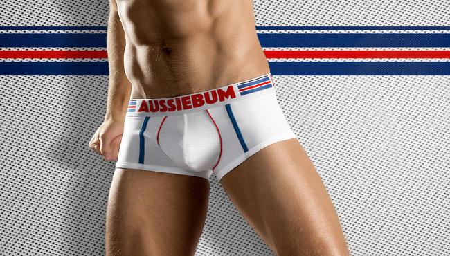 aussieBum GridFit Underwear