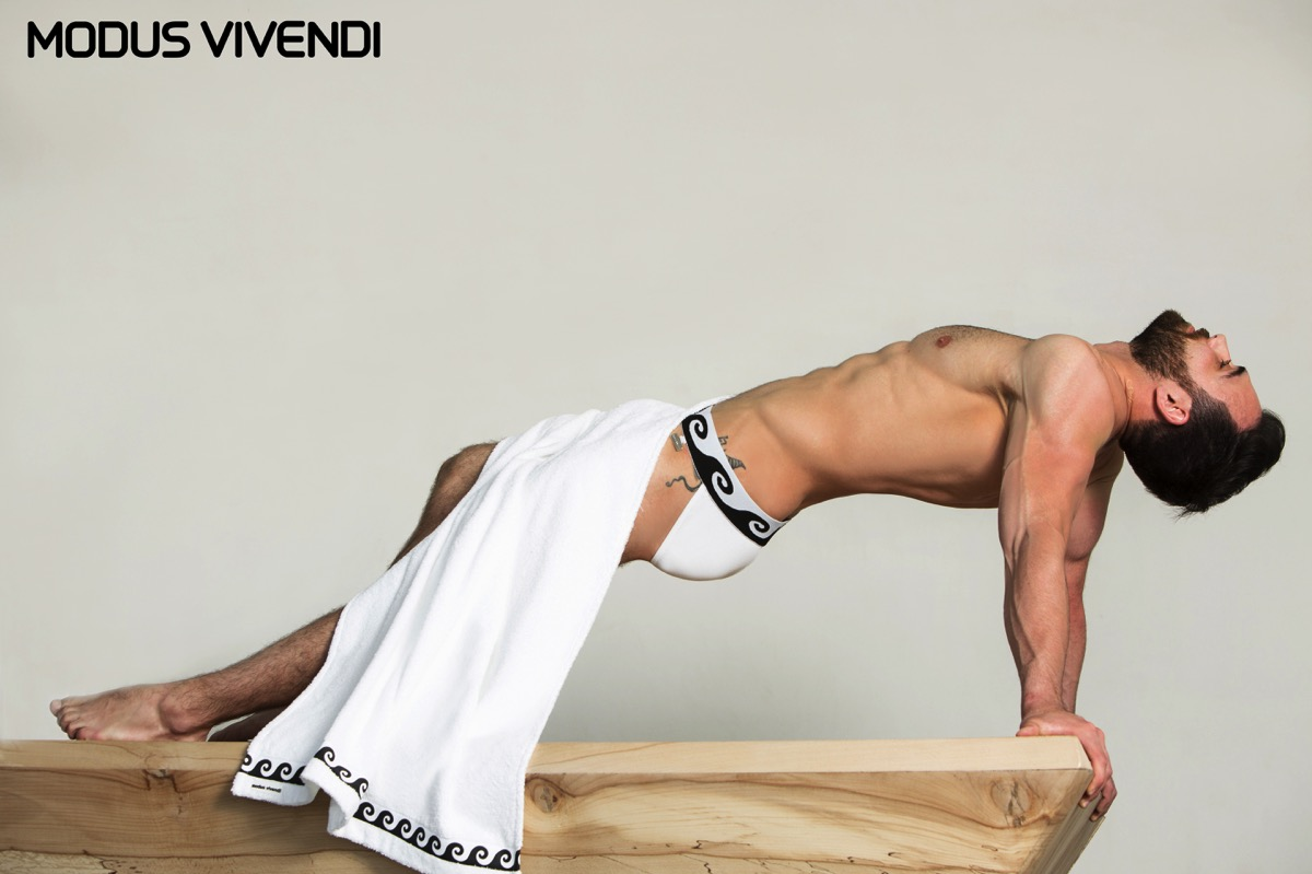 Be Iconic in the new Modus Vivendi
