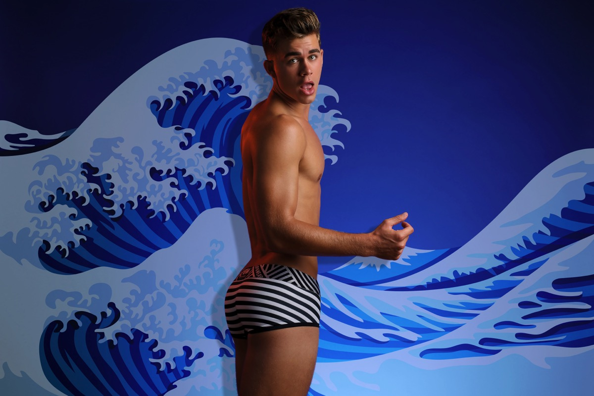 SupaWear Releases the Sea Man Collection