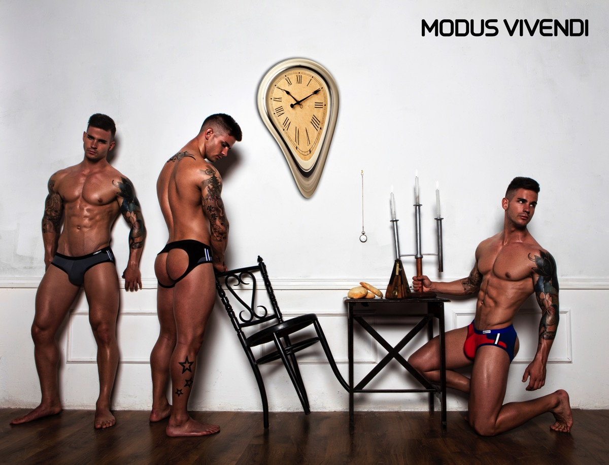 Brief Distraction featuring a TBT from Modus Vivendi