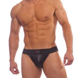 Jockstrap Wednesday – GO Softwear Noir Jockstrap
